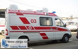 В Выксе в ИВС скончался 43-летний мужчина