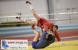 В Выксе закончился Чемпионат России по самбо