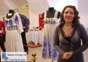 В Выксе проходила открытая выставка Ирины Коршуновой
