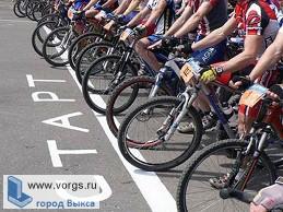 В Выксе прошло первенство по велоспорту