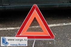 В Выксе на улице Слепнева произошло ДТП
