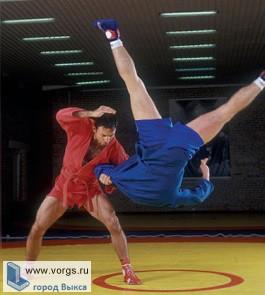 В городе Кстово проходил Всероссийский турнир по самбо