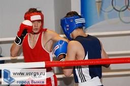 В Выксе провели открытый турнир по боксу