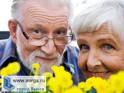 В Ближне-Песочном состоялось мероприятие для пожилых людей