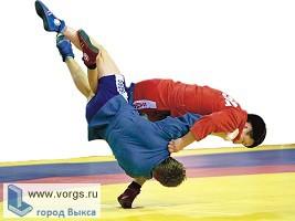 Спортсмен из Выксы занял 2-е место на соревнованиях по самбо