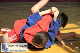 Самбисты из Выксы завоевали четыре медали