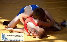 В Выксе прошли соревнования по самбо
