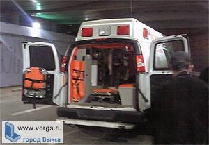 В Выксе произошло ДТП: сбили женщину