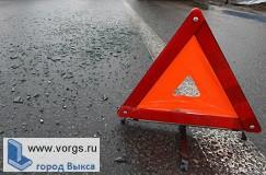 В Выксунской области произошла авария