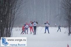 Выксунский спортсмен занял первое место в лыжной гонке