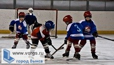Выксунские хоккеисты заняли призовое место на турнире в Ардатове