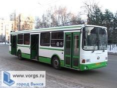 В городе Выкса отменили несколько рейсов общественного транспорта