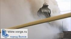В Выксе по неосторожности курящего мужчины сгорел целый дом