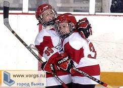 Маленькие хоккеисты показали себя в турнире города Мурома