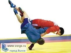 На Всероссийских соревнованиях по самбо выксунец завоевал серебро