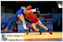 Самбисты из Выксы завоевали несколько медалей на турнире