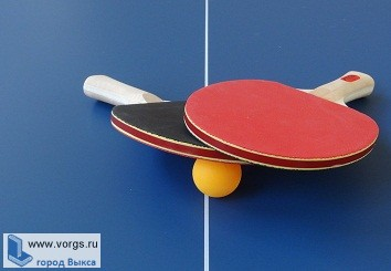 В Кстово прошел чемпионат по настольному теннису