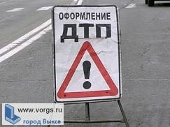 В Выксе в микрорайоне Гоголя произошла авария