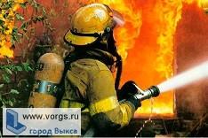 В Промикрорайоне №3 и деревне Змейка произошли пожары