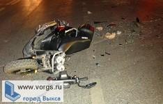 На улице Красные Зори насмерть разбился мотороллер