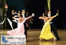 Танцоры из Выксы участвовали в соревнованиях в Павлово и Москве