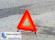 На трассе ЛПК – Мотмос произошло тройное ДТП