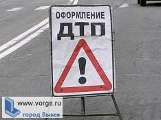 На улице Красные Зори произошло ДТП