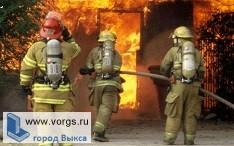 В Нижней Верее сгорел жилой дом