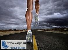 Спортсменка из Выксы одержала победу на соревнованиях по легкой атлетике