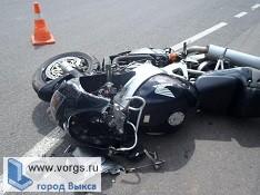 В Вознесенском машина сбила мотоциклиста: есть жертва