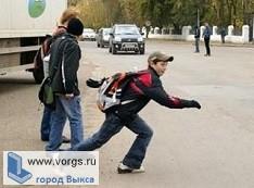 В Выксе на улице Романова произошло ДТП: пострадал ребенок