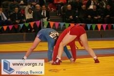 Выксунская самбистка взяла золото на кубке России по самбо