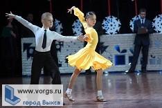 Танцоры из Выксы поучаствовали на международном турнире в Москве