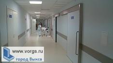 В больнице города Выкса умерла маленькая девочка