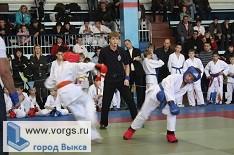 В городе Выкса прошли соревнования по рукопашному бою