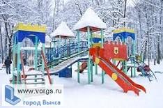 В Выксе на улице Калинина в скором времени появится детская площадка