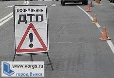 В Выксе произошло ДТП с участием «BMW»