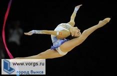 В городе Боб прошли соревнования по гимнастике