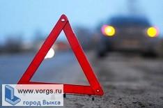 В Выксе на улице Ленина столкнулись две иномарки