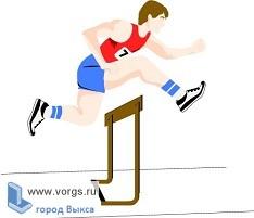 Выксунский легкоатлет одержал победу на областном чемпионате