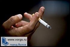 Из-за неосторожного курения на выксунце вспыхнула одежда