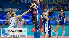 В Выксе прошел Чемпионат выксунского округа по волейболу