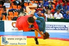 Выксунские самбисты завоевали очередные золотые медали