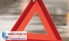 В ДТП в поселке Виля пострадала 8-летняя девочка