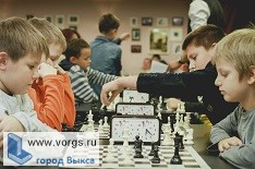 В Выксе состоялось два турнира по шахматам