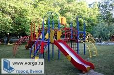 В Молодежном микрорайоне построят детский городок