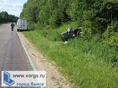 На трассе Выкса-Навашино произошла авария