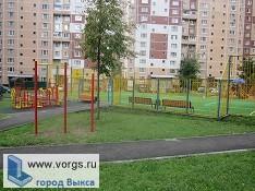 В микрорайоне Жуковского благоустроят территорию у домов