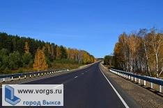 После ремонта открыли трассу «Выкса – Саров»