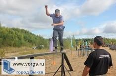 Сотрудник полиции из Выксы победил на первенстве по преодолению препятствий